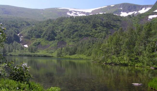 Ивановские озера п.Приисковый (Хакасия)